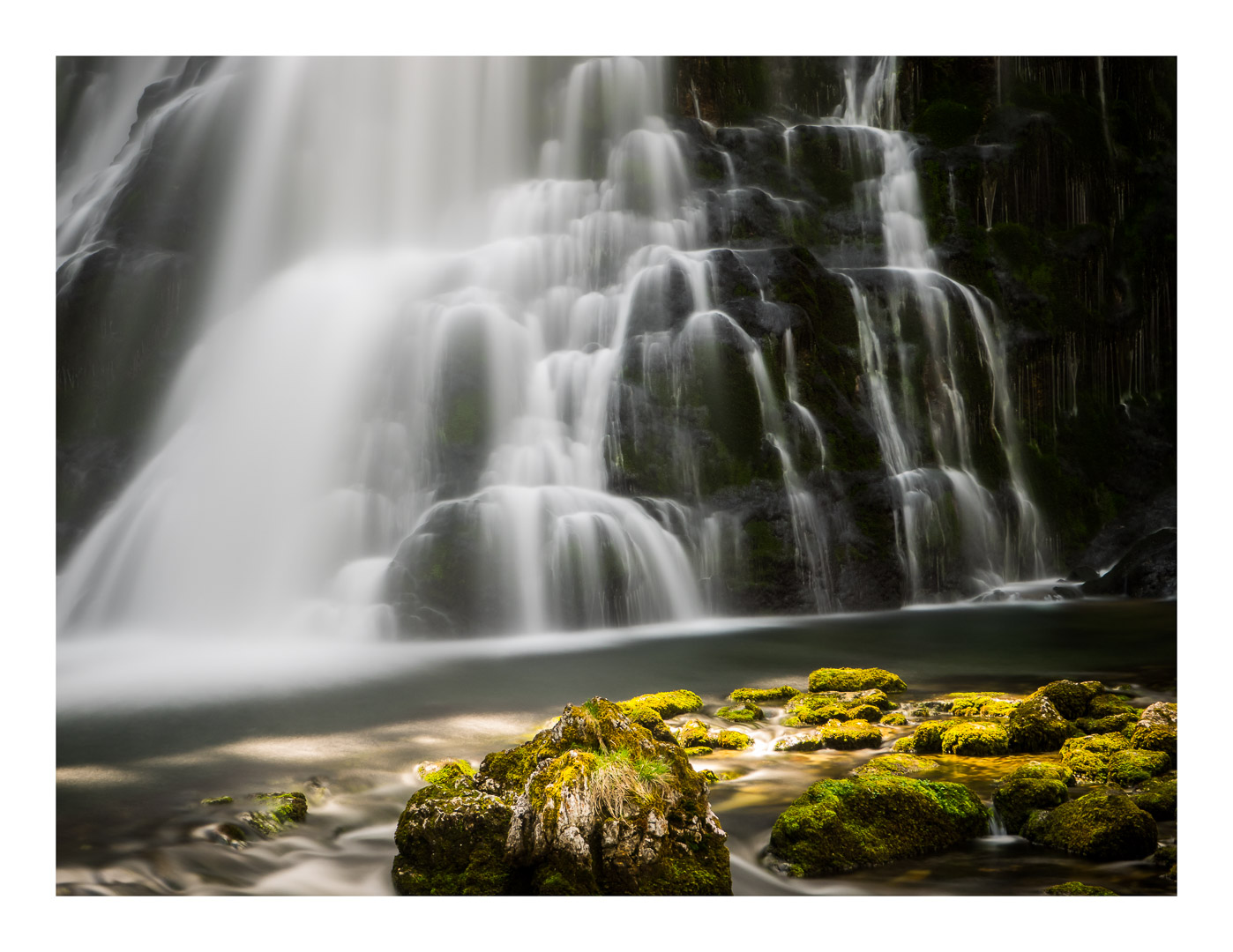 Gosauer Wasserfall