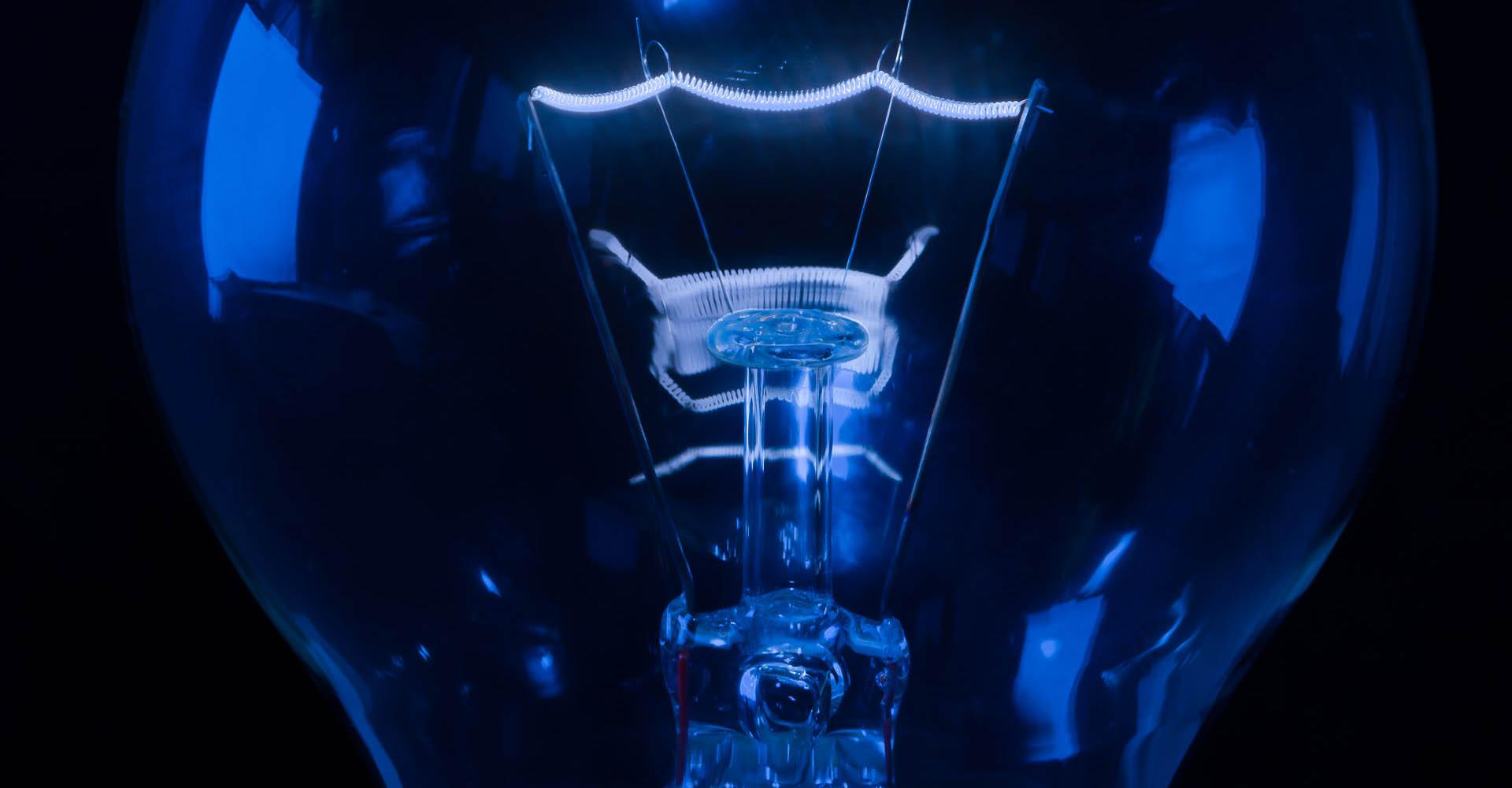 Hommage an die Glühbirne
